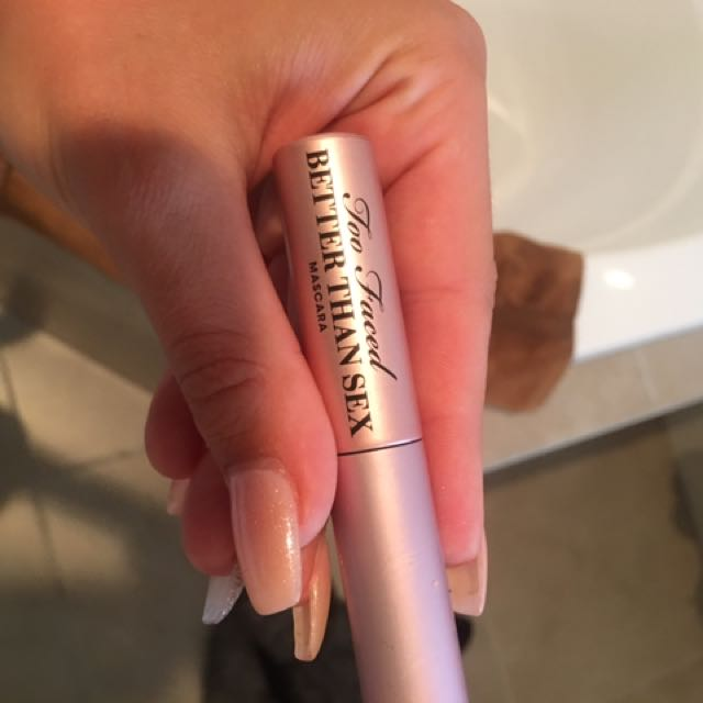 Better Than Sex mascara mini - Blue