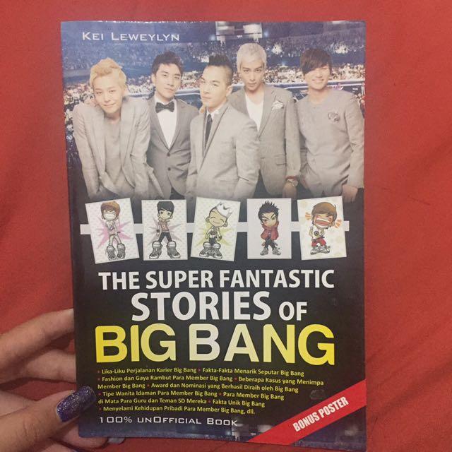 BIGBANG BOOKS