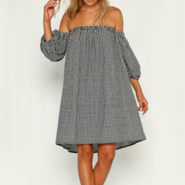 Billy Off The Shoulder Dress S/XS