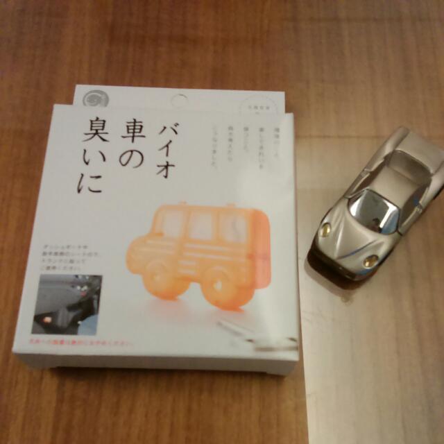 BIO汽車專用消臭防霉貼
