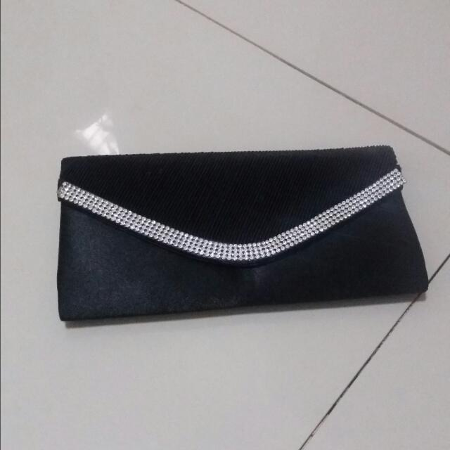 Black Purse/ Hand Bag
