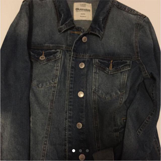BNWOT Denim Jacket