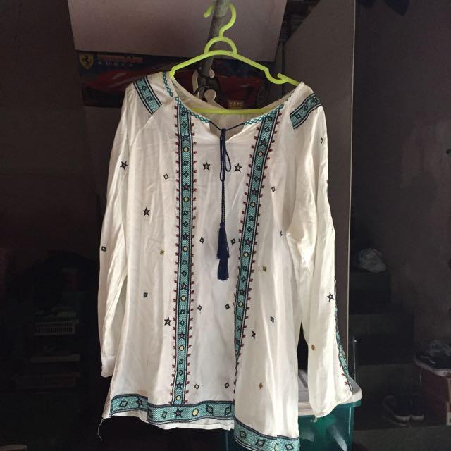 Boho Shirt