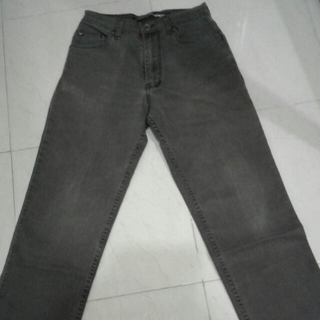 Celana Jeans Hugo Abu Size 29