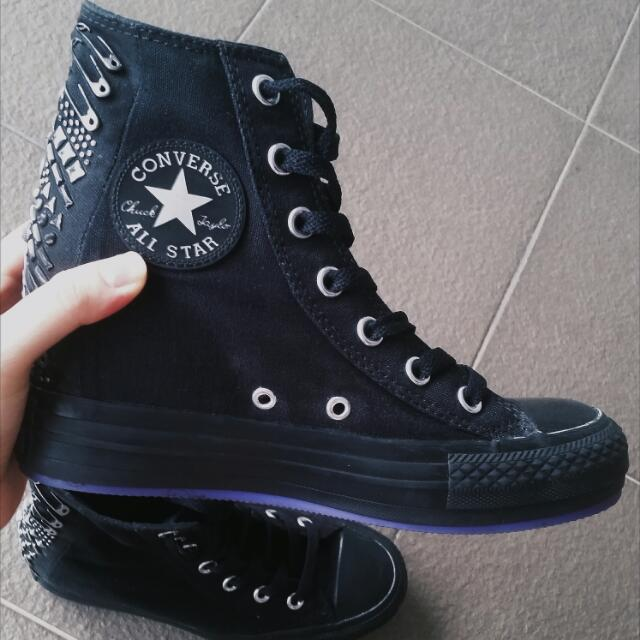 4be9ee2e30eac1 CONVERSE CHUCK TAYLOR All Star (High Heels)