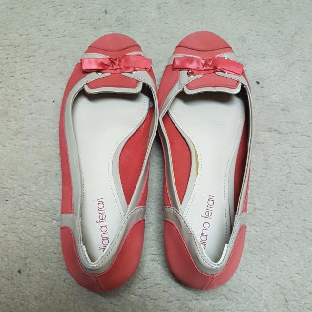 Diana Ferrari ballet flats, size 7.5