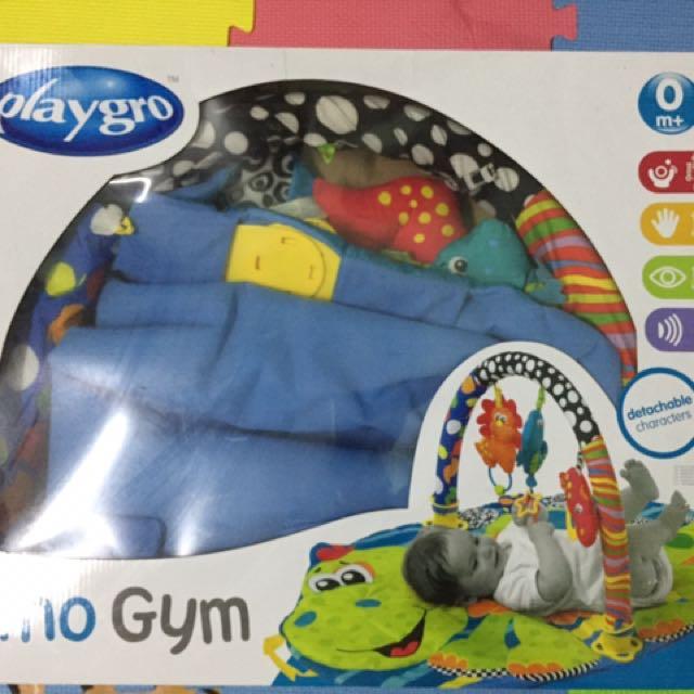 Dino Gym