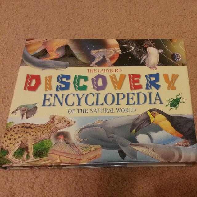 Discovery Encyclopedia Of The Natural World