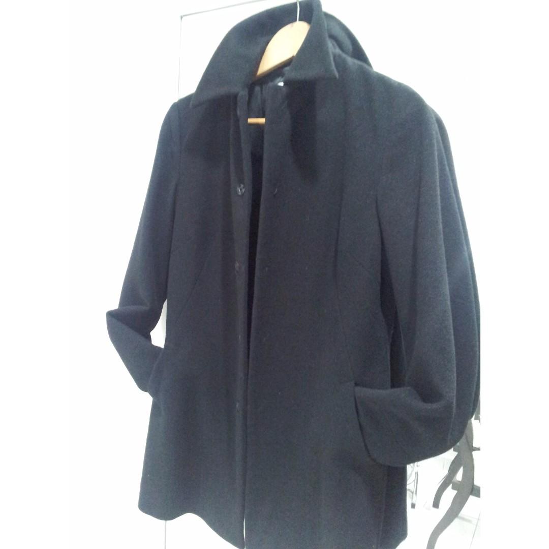 Flash Sales Esprit Women Winter Jacket S Fesyen Wanita Pakaian  Blazer Denim Navy L Outerwear Di Carousell