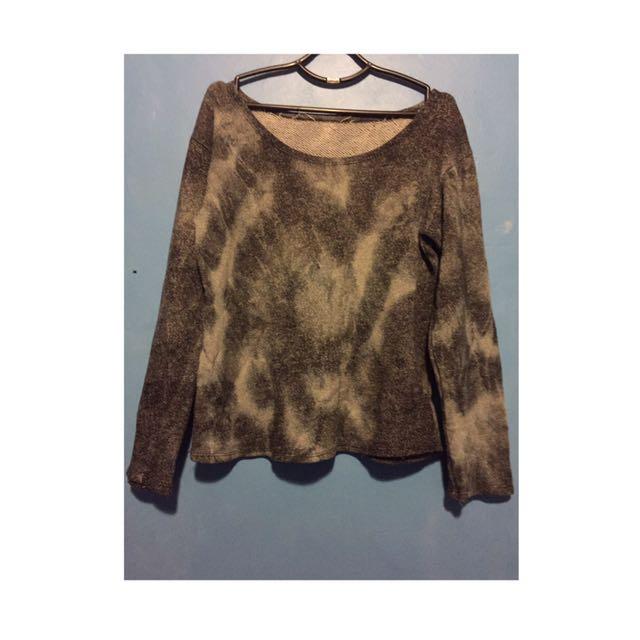 Faded Style Sweatshirt