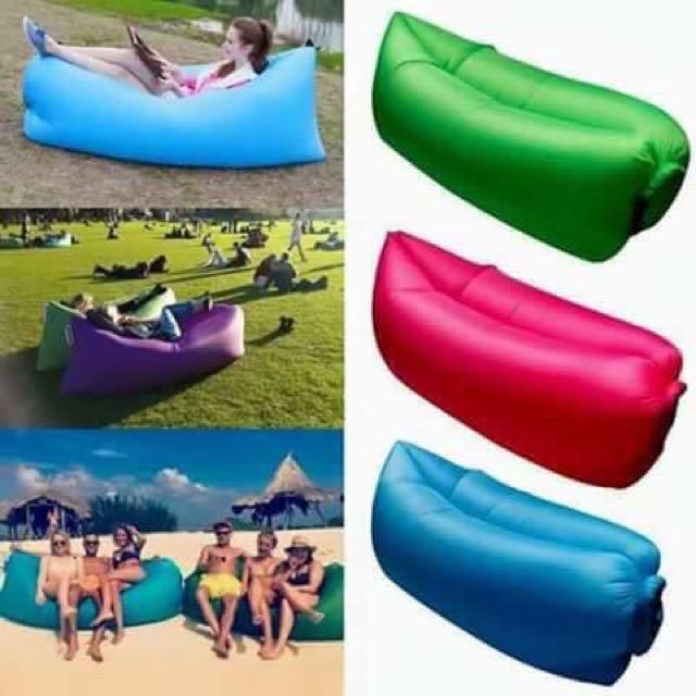 fast inflatable banana