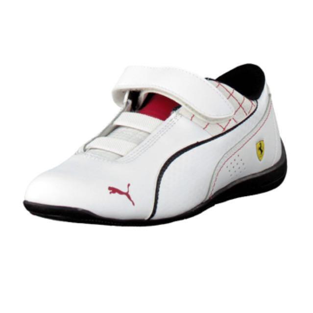 Ferrari Puma Kids Trainers 11 US