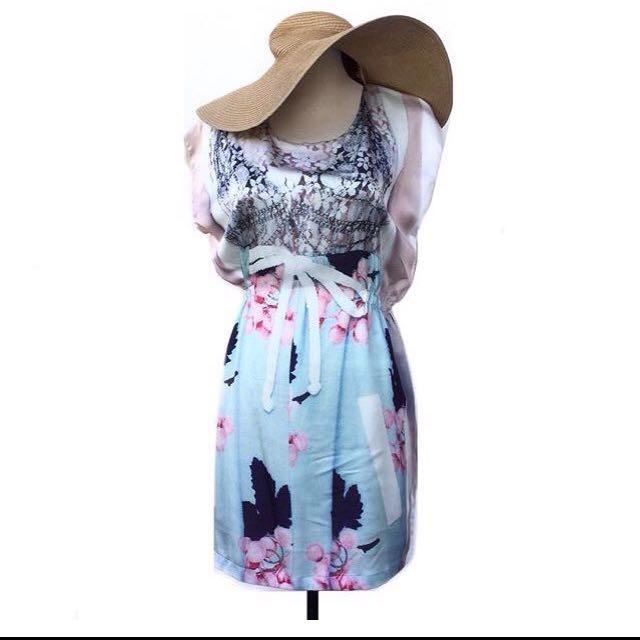 Floral Dress (REPRICED!)