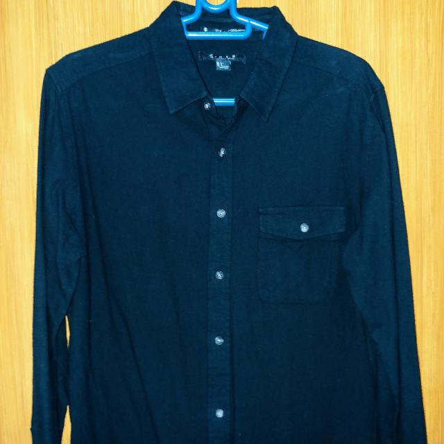 Forever21 Black long sleeves Size: Small Never Used, Too Skimpy