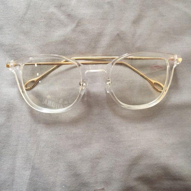 FREE ONGKIR Kacamata Transparant