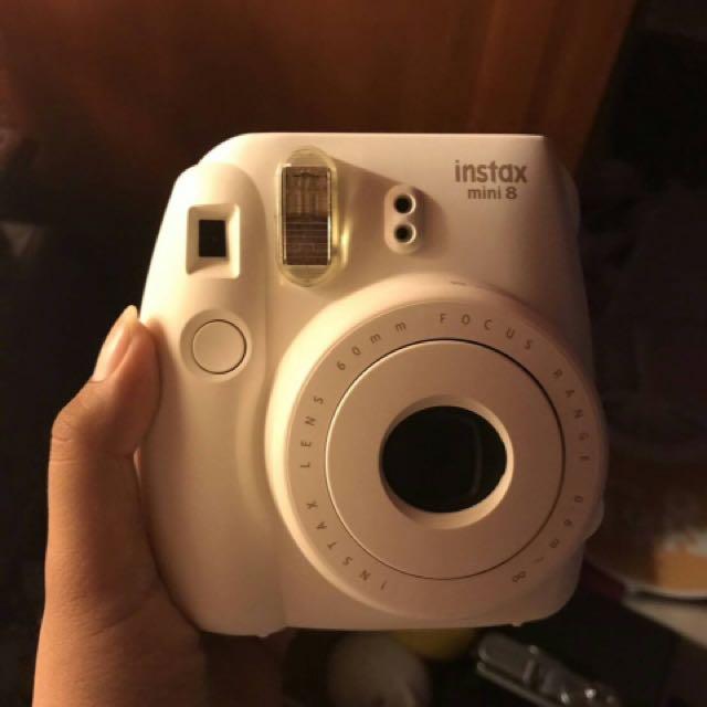 Fujifilm Instax Polaroid Mini 8