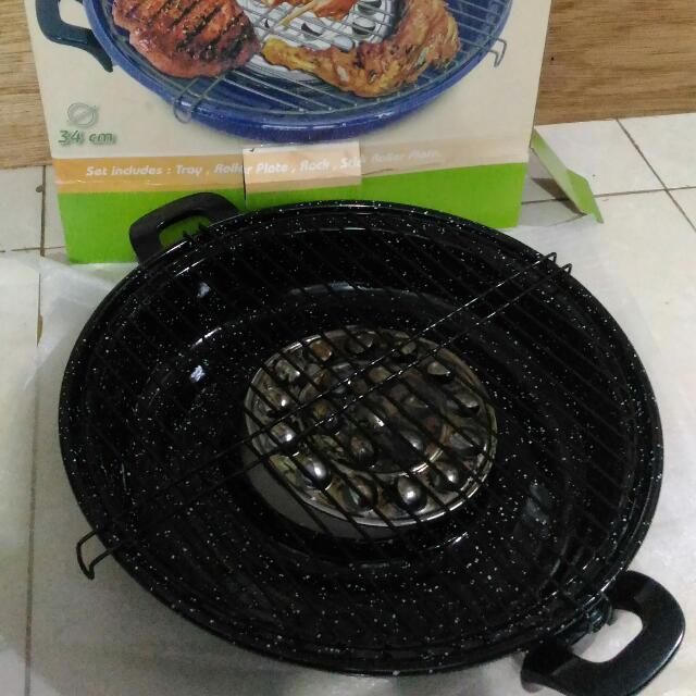 Grill Magic Roaster Maspion