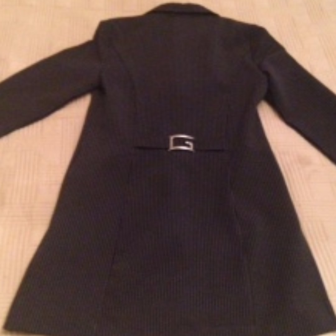 Guess look-alike 3/4 jacket including macthing vest