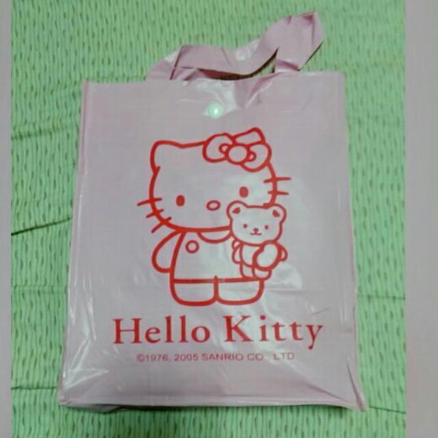 Hello Kitty 雨衣 #轉轉來交換