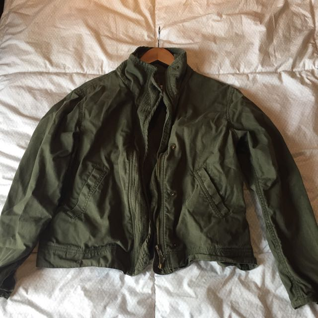 House Of Harlow 1960 Green Jacket (Small)