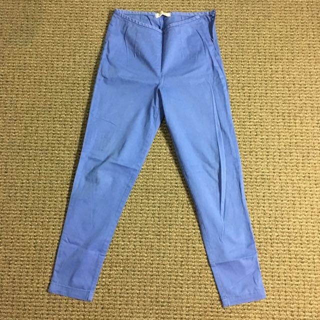 ILOVEH81: Blue Pants