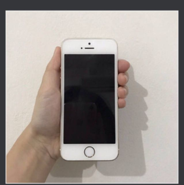 Iphone 5s 64gb Gold