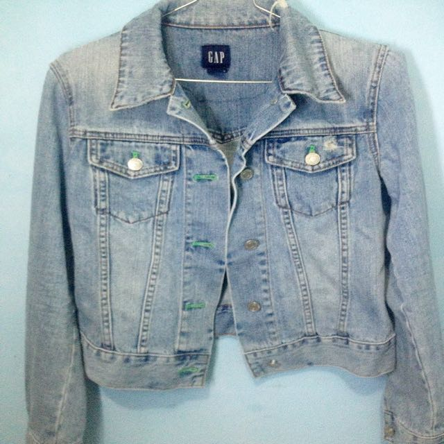 jaket jeans GAP