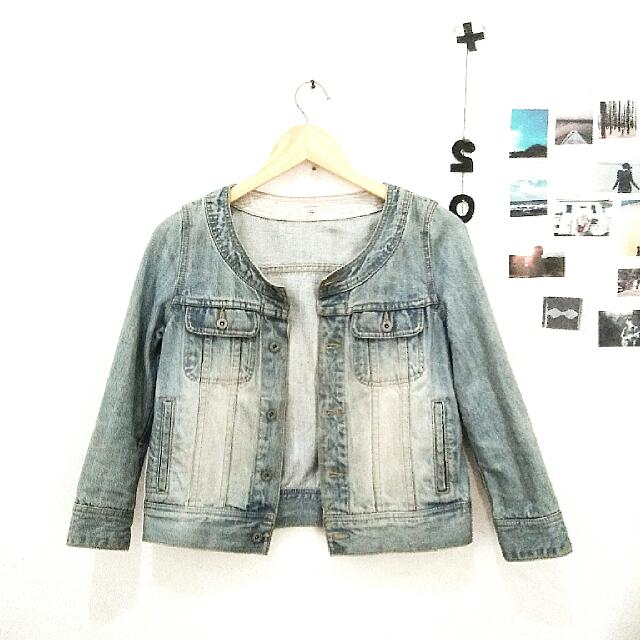 Jeans jacket by Simplicitie