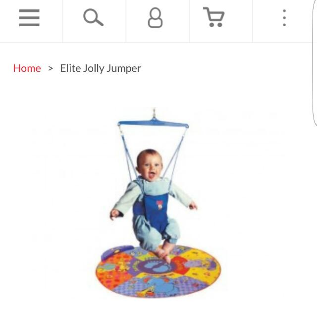 Jolly Jumper + Playmat