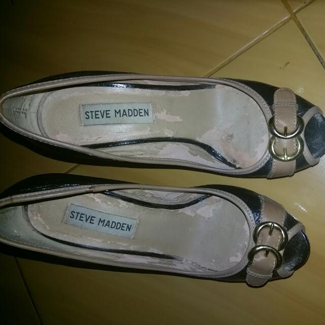 Jual Heels Steve Madden Apa Adanya