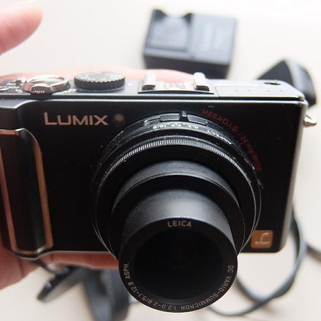 Kamera Panasonic Lumix LX3