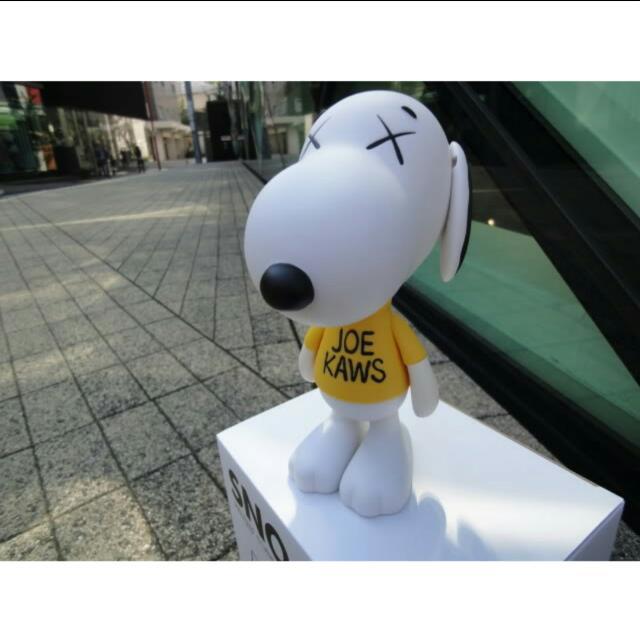 Kaws聯名 Snoopy公仔 史奴比 史努比