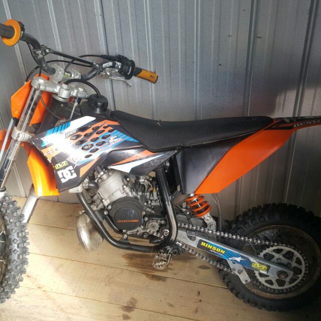Ktm Sx50 Kids Moto Bike