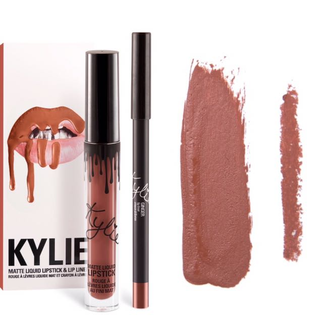 Kylie Lip Kit Kosmetik
