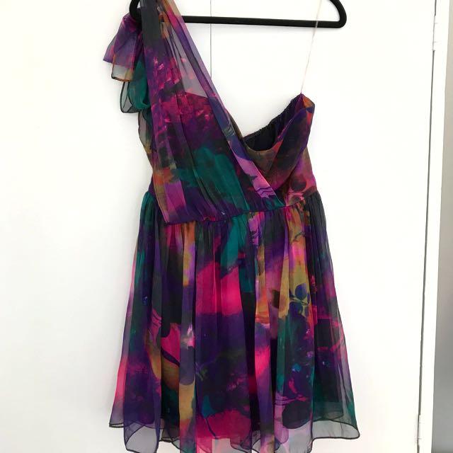 Love Affair Strapless Dress