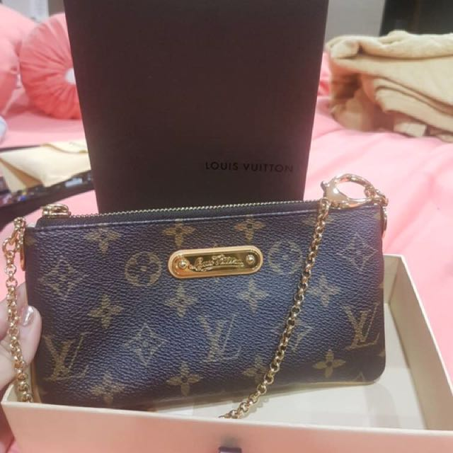 LV Clutch Bag Original