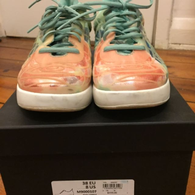Marc Jacobs Pale Jade Multi Shoes
