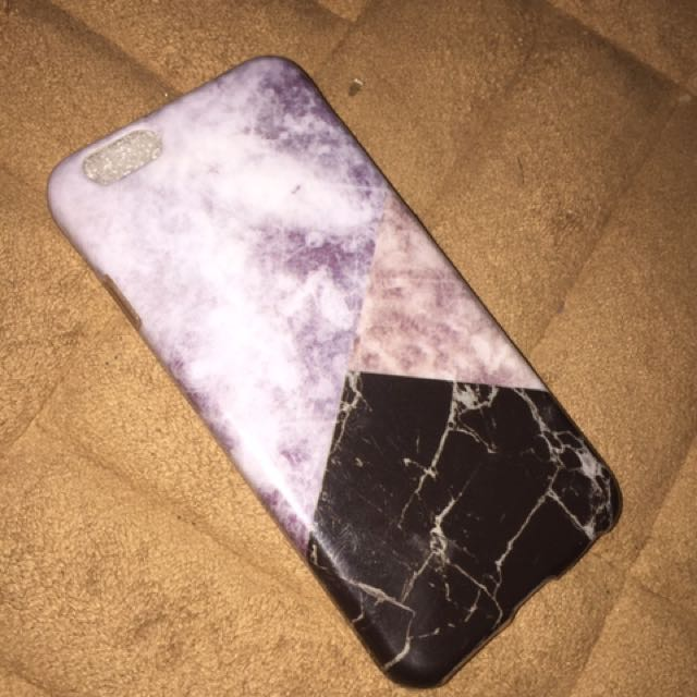 Marble Case Iphone 6/6s