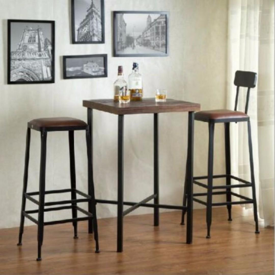 Starbucks High Bar Stool , Starbucks High Chair, High Bar Table, High  Breakfast Table, Barstool, Barstools, Bar Stools, Furniture, Tables U0026  Chairs On ...