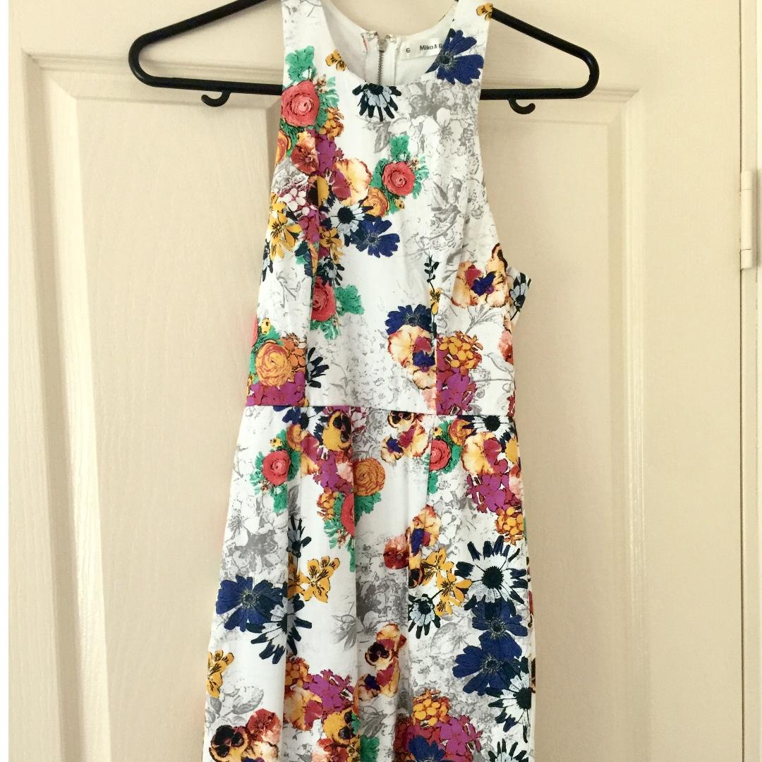 Mika & Gala size 6 dress