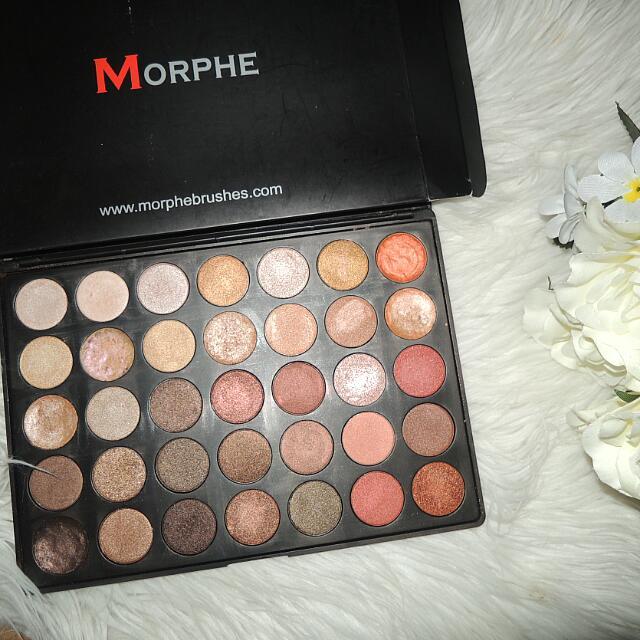 Morphe 350S Pallete 💯 Authentic