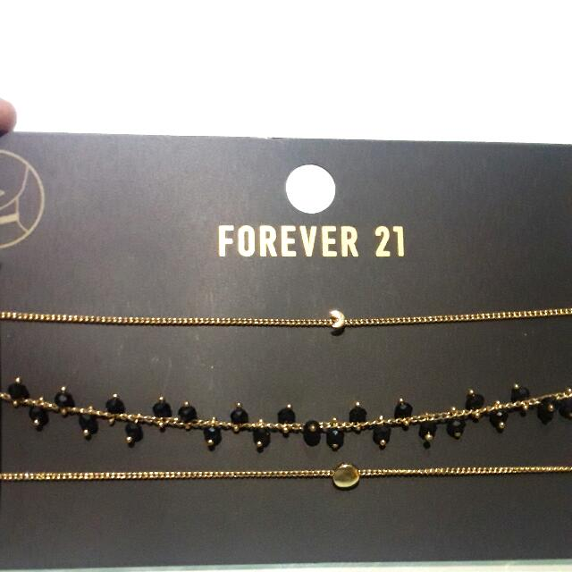 Necklace Gold Choker