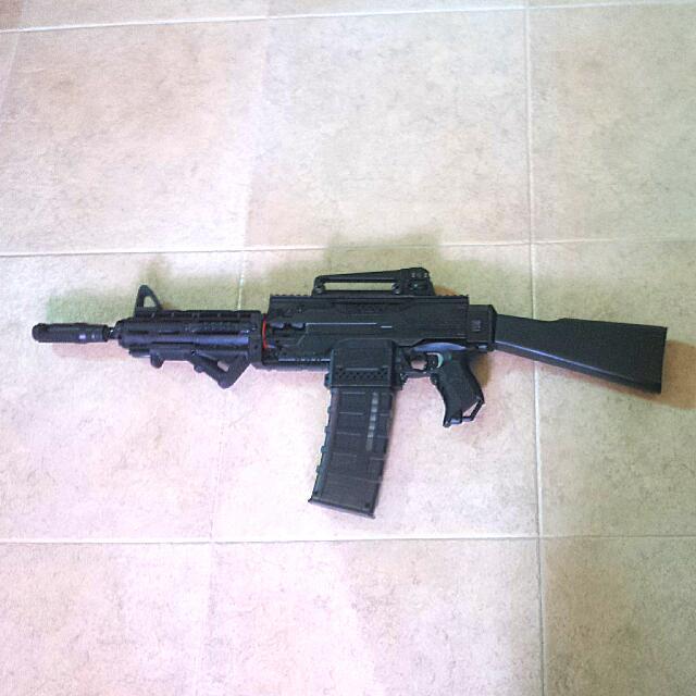 Nerf M4/M16 Kit For Stryfe, Toys & Games, Bricks