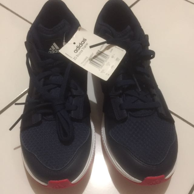 New Adidas ZG Bounce Trainer Authentic