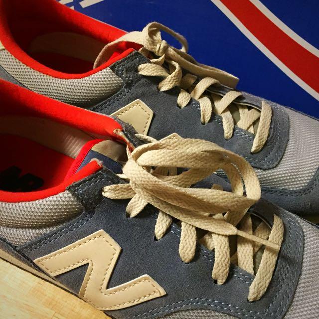 NEW BALANCE CM620BF麂皮復古經典休閒慢跑鞋