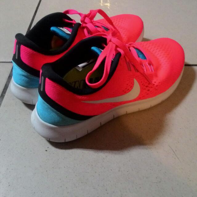 Nike夜跑鞋 Eu37.5 ,US6.5