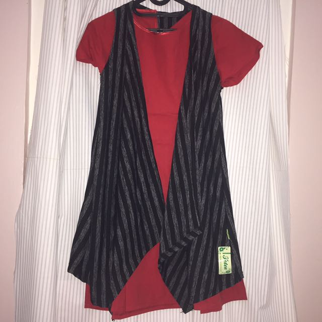 Outer Stripe Msh Ada Tag!!
