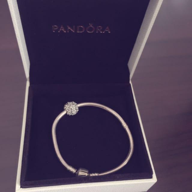 Pandora 清新小雛菊手鏈組