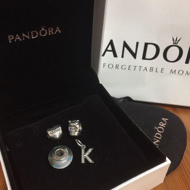 [降]Pandora Charm 潘朵拉串飾