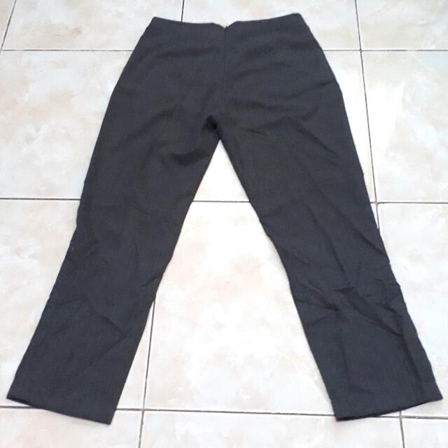 Pants Grey Hijab Chic